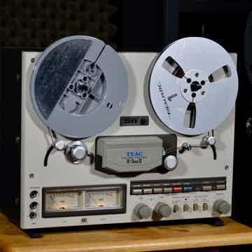 Teac X-3 MkII Open Reel Tape Deck