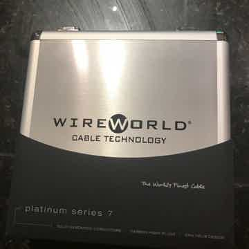 Wireworld Platinum Electra 7