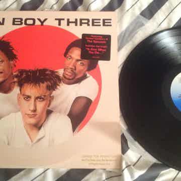The Fun Boy Three  The Fun Boy Three Promo Stamp Front ...
