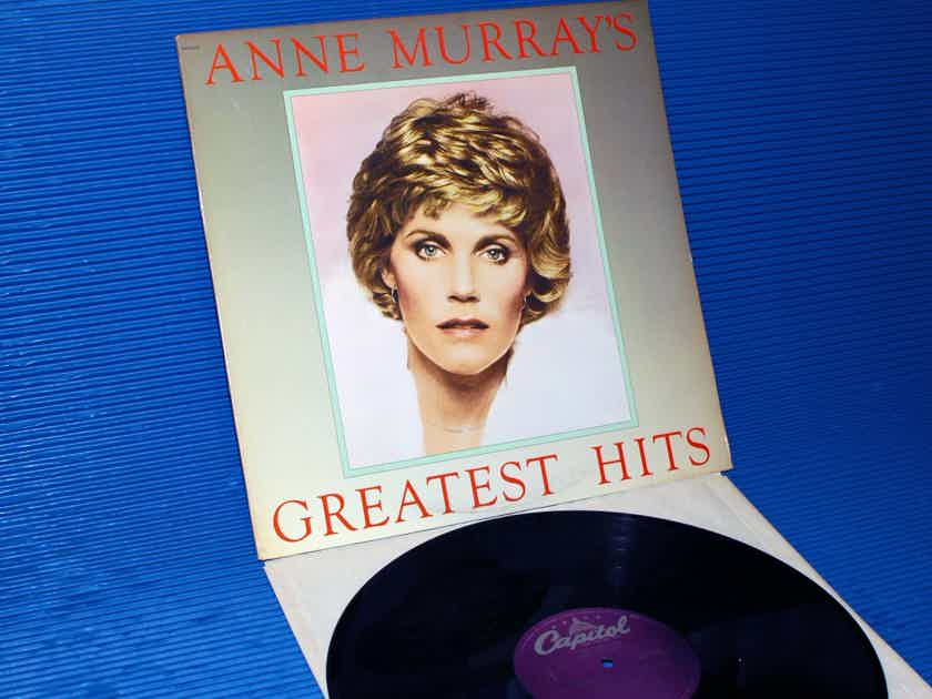 """ANNE MURRAY   - """"Anne Murray's Greatest Hits"""" - Capitol 1980"""