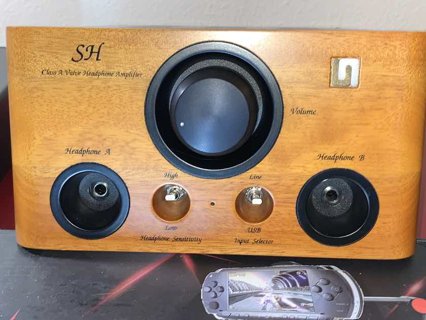 Unison Research SH Headphone amp.