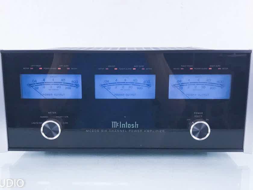 McIntosh MC206 6 Channel Power Amplifier (1/2)  (14151)