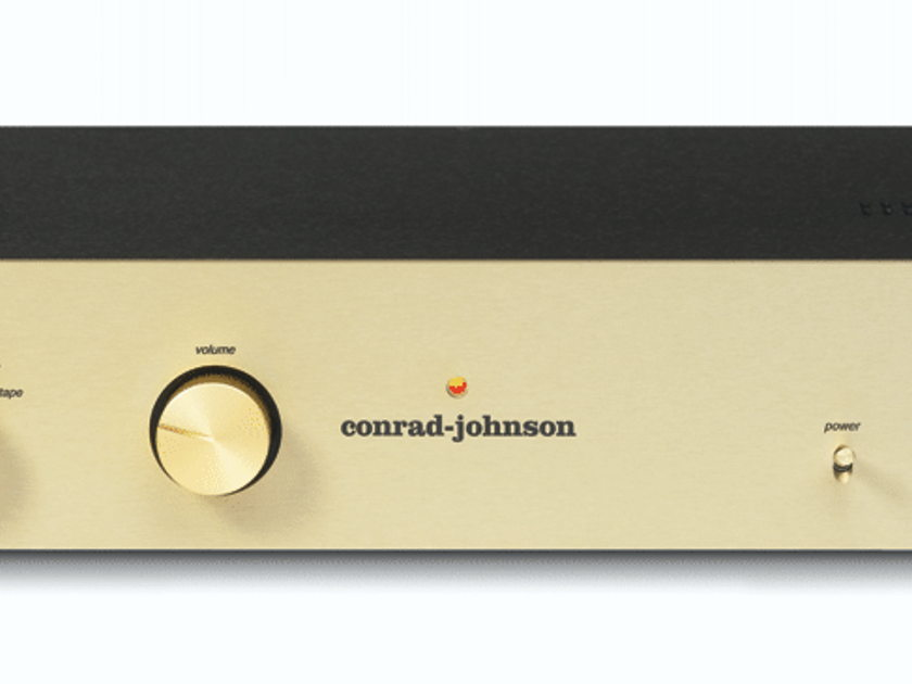 conrad johnson Classic 2 Line Stage Preamplifier, with Full Warranty and Free Shipping
