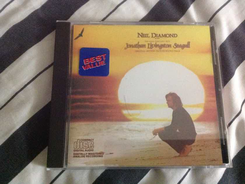 Neil Diamond  - Jonathan Livingston Seagull Columbia Records Compact Disc