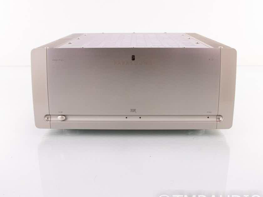 Parasound Halo A21 Stereo Power Amplifier; Silver (19060)