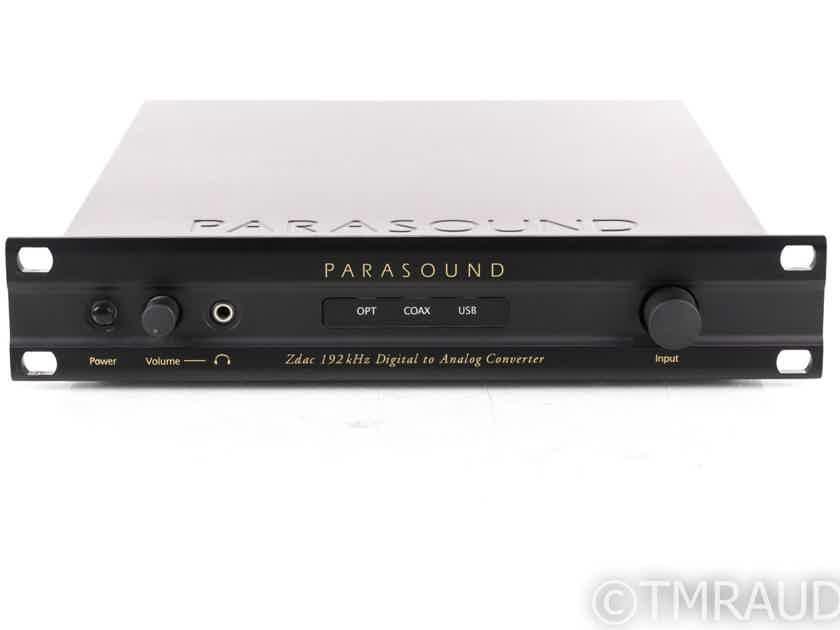 Parasound Zdac DAC; D/A Converter (19658)