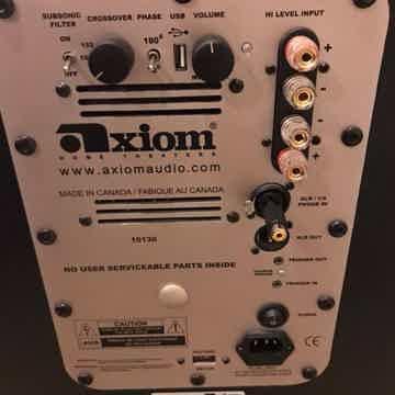 Axiom Audio EP-500