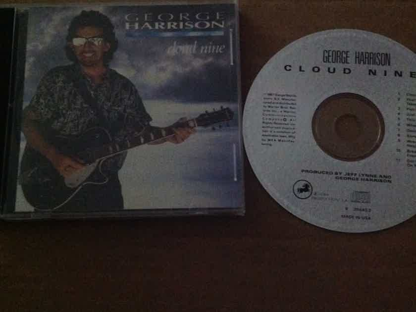 George Harrison - Cloud Nine Dark Horse Records Compact Disc