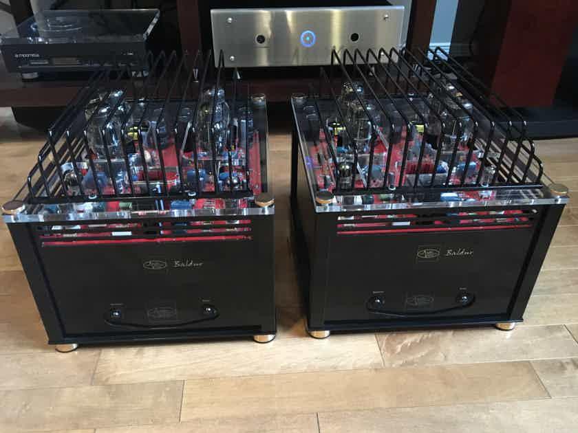 Audio Valve Baldur 70 Tube Monoblock Amplifiers Tube