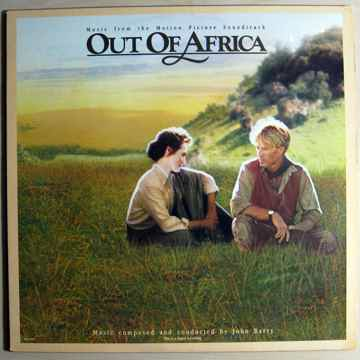 John Barry - Out Of Africa - 1985 MCA Records MCA-6158