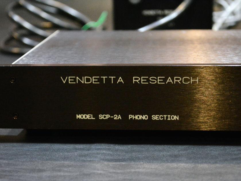 Vendetta Research SCP-2a Phono Preamp