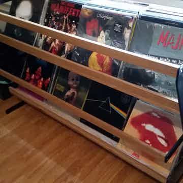 SAM (Small Audio Manufacture) LP Vinyl Rack