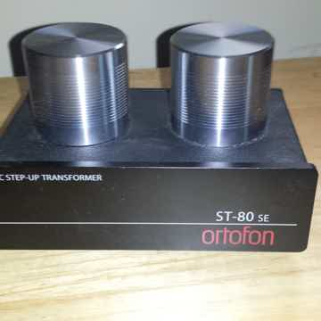 Ortofon ST-80 SE Moving Coil Step-up Transformer