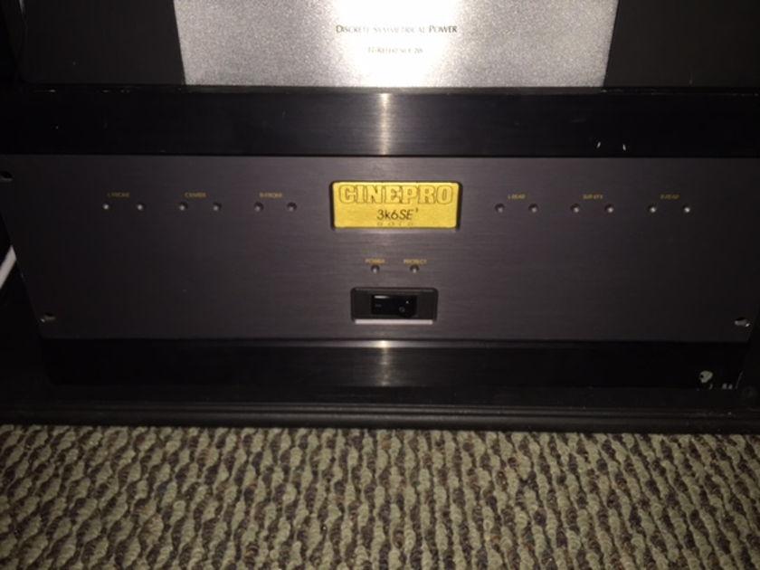 Cinepro 3K6SE3 GOLD