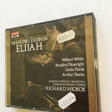 Mendelssohn Richard Hickox  Elijah Cd set Chandos digit...