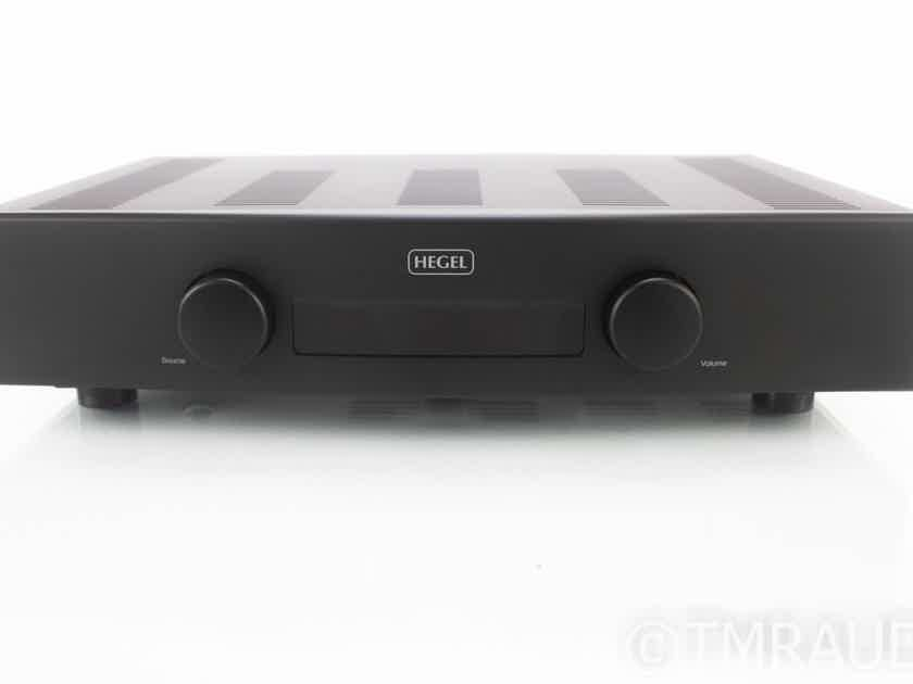 Hegel H80 Stereo Integrated Amplifier; H-80; Remote (18882)