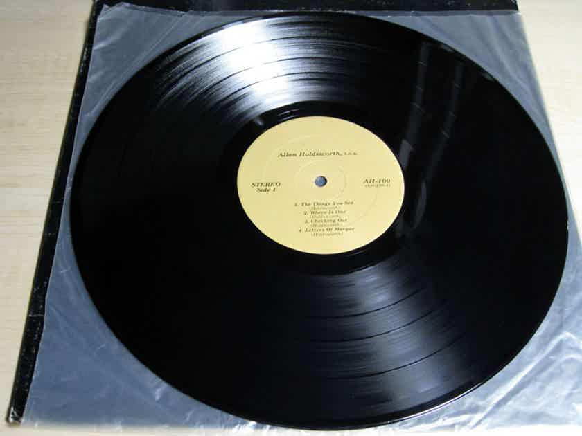 Allan Holdsworth – I.O.U. - I.O.U. - 1982 Not On Label  AH-100