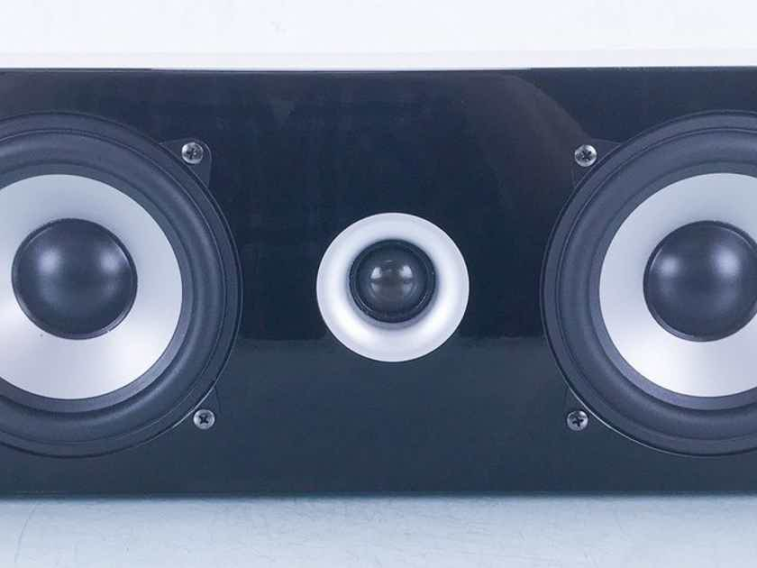 Pinnacle BD 300 Center Channel Speaker Black Lacquer (15098)
