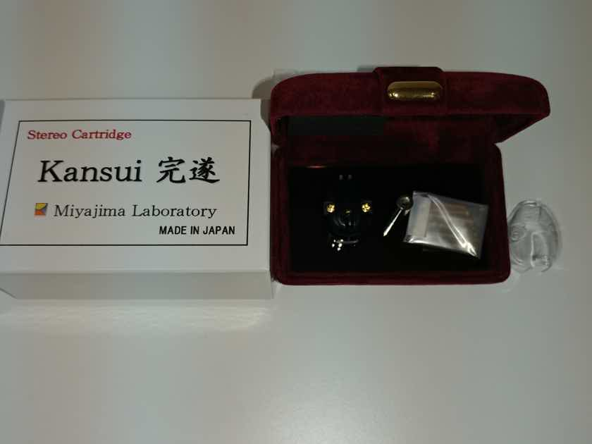 Miyajima Labs Kansui MC Cartridge New!!