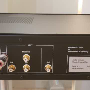 Audio Exklusiv P2 PHONOSTAGE PREAMPLIFIER