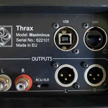 Thrax Maximinus