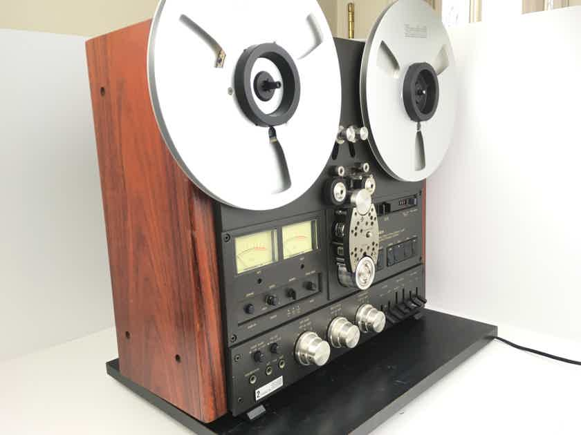 Technics RS-1500 Reel To Reel with Extras, Serviced