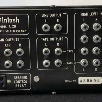 McIntosh C28