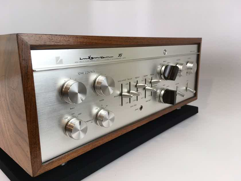 Luxman CL-35 mkIII All Tube Vintage Preamplifier from Japan