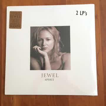 "SEALED! JEWEL ""Spirit"" 1998 1st Press 2 LP w/Orig Hype ..."