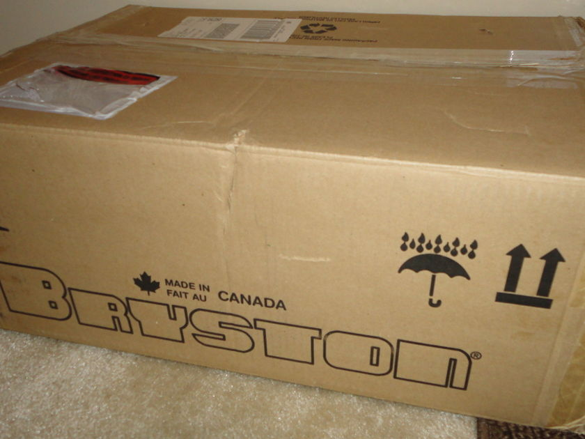 Bryston 3B-SST2 / Warranty / Factory Box / Original Owner