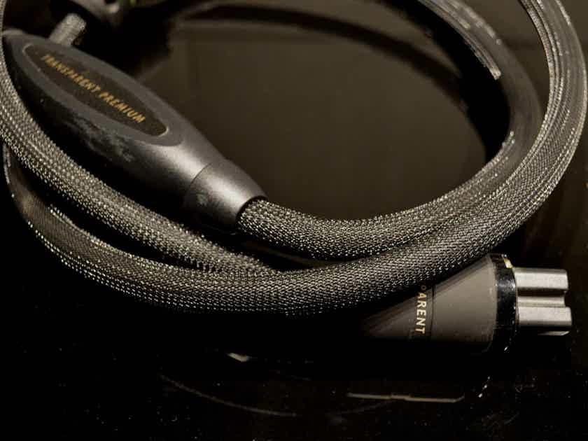 Transparent Audio Premium Power Cable