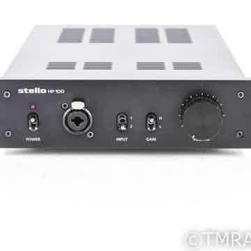 April Music Stello HP100 Headphone Amplifier