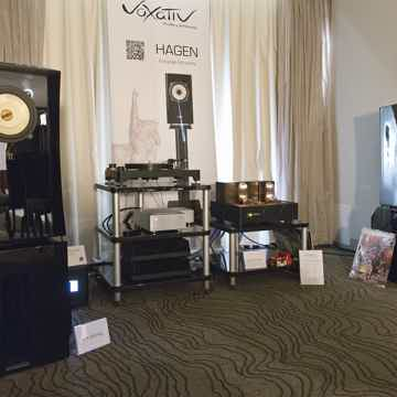 Voxativ 9.87 System at the RMAF 2016 in Denver