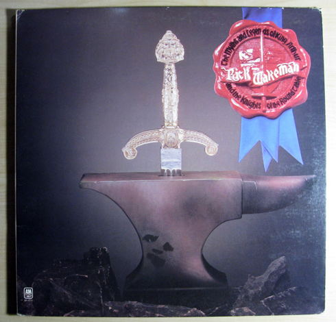 Rick Wakeman - The Myths And Legends Of