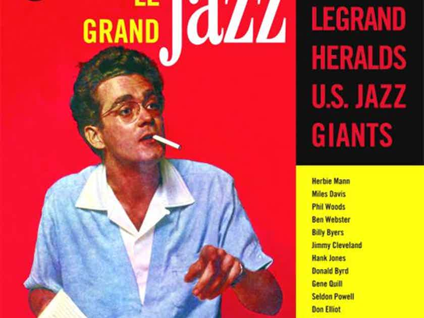 MICHAEL LEGRAND - LEGRAND jazz