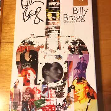 Billy Bragg - Volume 1 AUTOGRAPHED