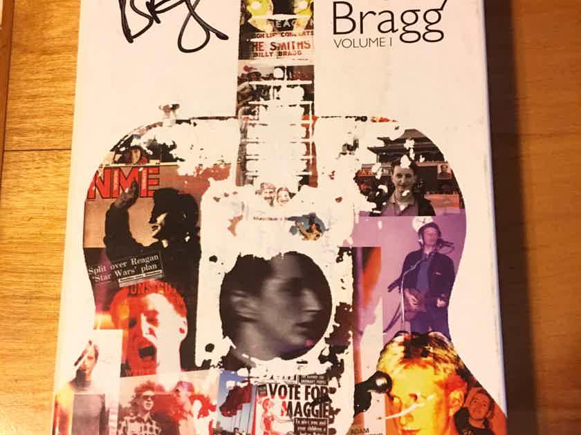 Billy Bragg - Volume 1 AUTOGRAPHED