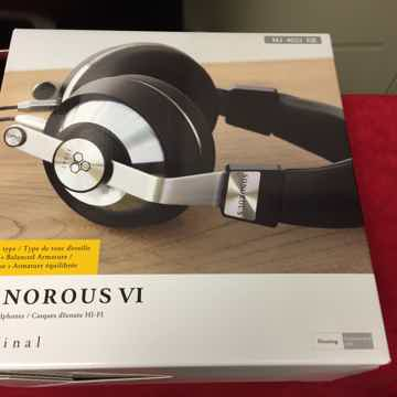 FINAL AUDIO Sonorous VI