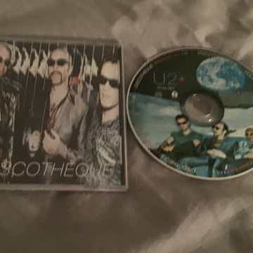 U2 Discotheque Island Records 5 Track EP