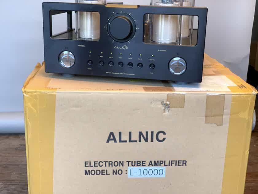 Allnic Audio L-10000 OTL/OCL