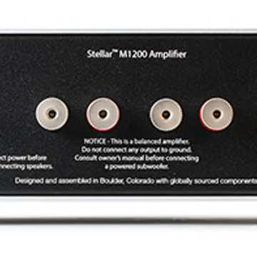 PS Audio Stellar M1200