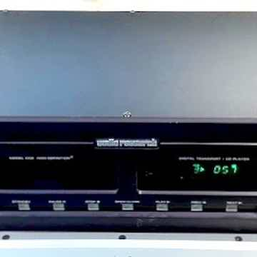 CD-2 Balanced CD Player / Transport