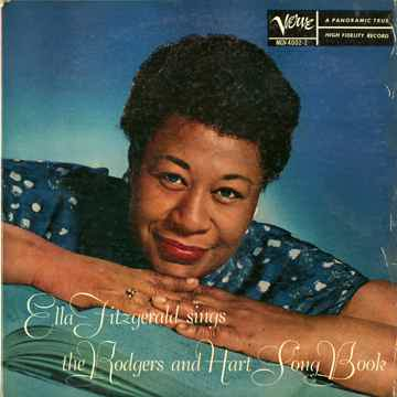 Ella Fitzgerald Sings the Rogers and Hart Song Book 2LPs