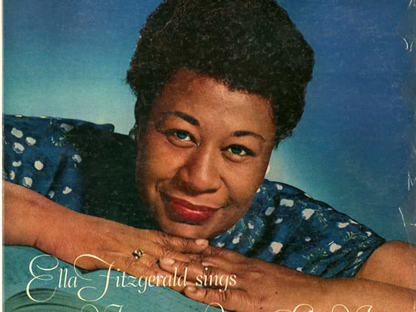Ella Fitzgerald Sings the Rogers and Hart Song Book-Mono 2LPs