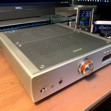 Denon DRA-CX3 Stereo Receiver TAS Reviewed Rare Collect...
