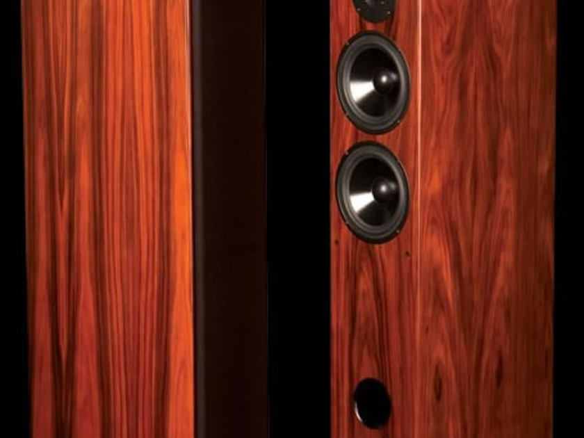 LSA 2.1 New Rosewood Tower speakers-Save $1600