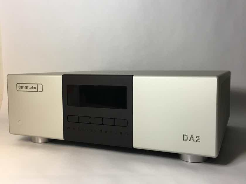 EMM Labs DA2 DAC demo available Contact us for pricing