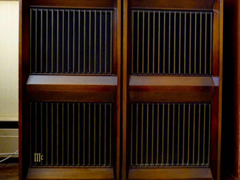 McIntosh ML-2C Large console/floor speakers