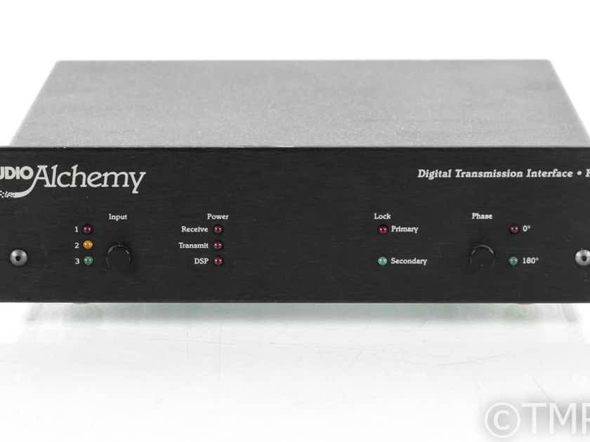 Audio Alchemy Digital Transmission Interface Pro 32 DSP; DTI (No Power Supply) (21856)