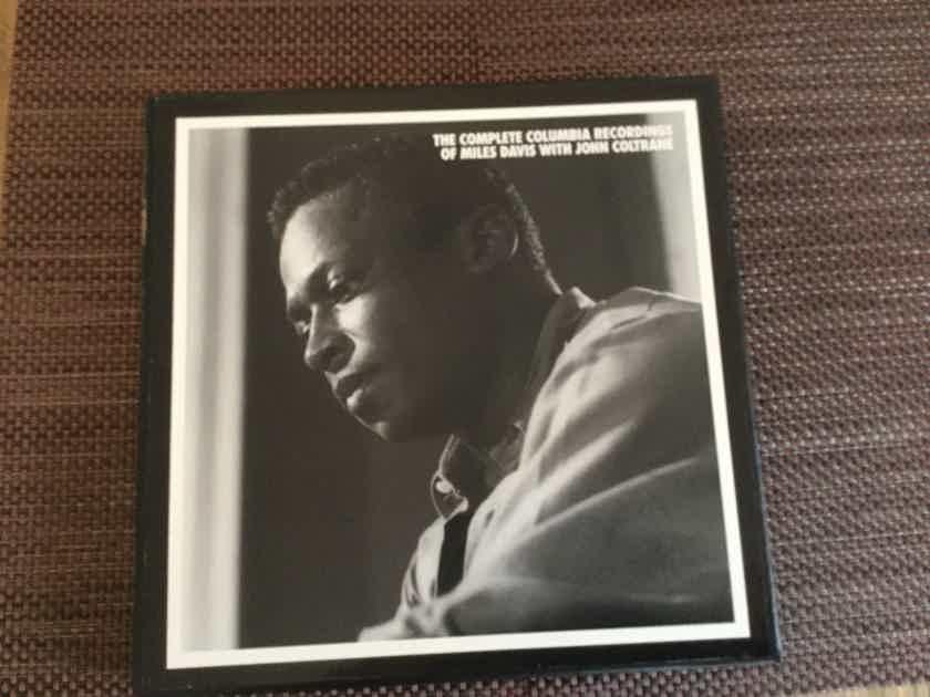 Miles Davis-John Coltrane - Mosaic - Complete Columbia Recordings